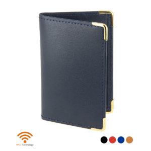 porte-cartes-bancaires-protection-carte-paiement-sans-contact-rfid-bleu-marine