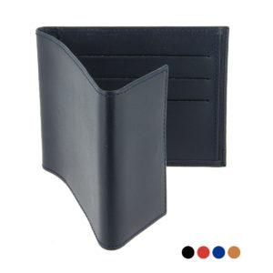 porte-chequier-pliable-cuir-bleu-marine-2